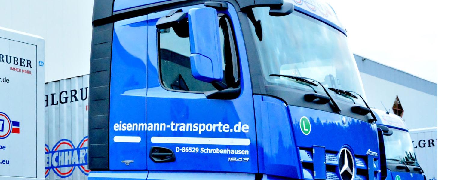 Regeltransporte und Logistiklösungen für feste Kunden